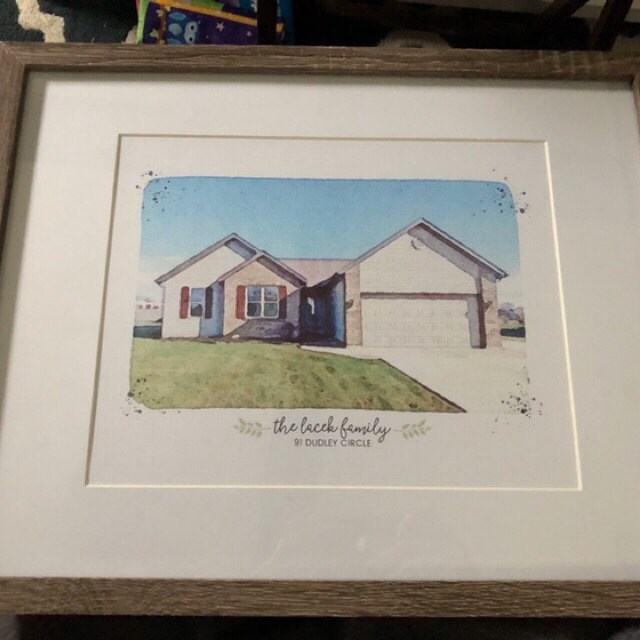 Rebecca Somers added a photo of their purchase