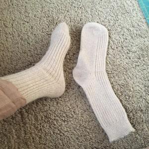 100/% organic camel wool socks up to 3XL