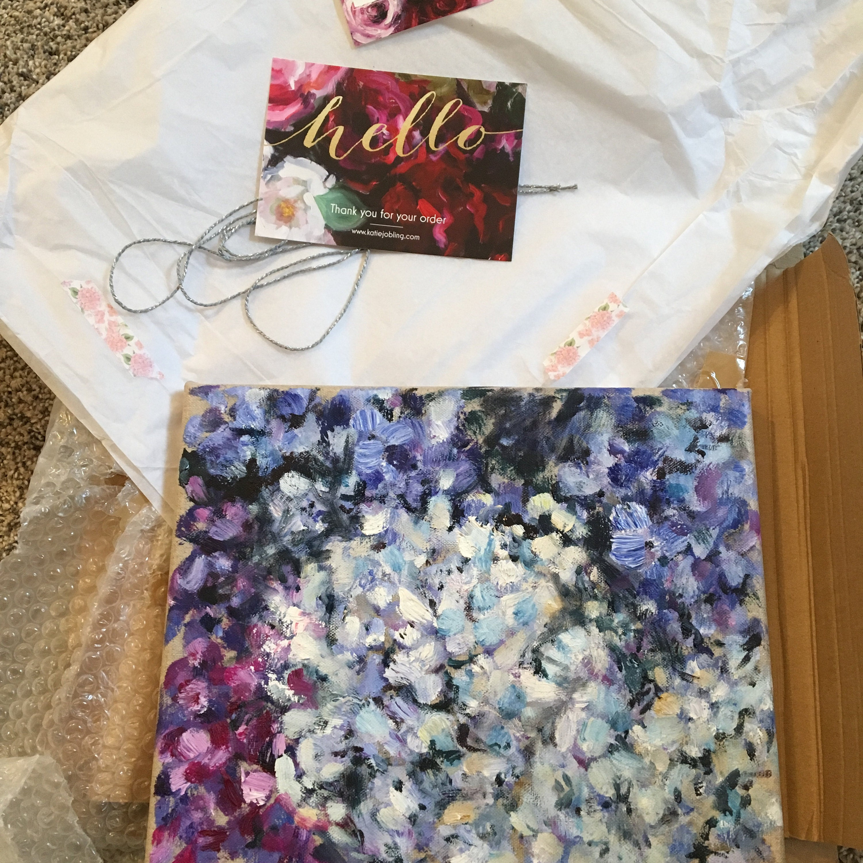 Charlotte Wisner added a photo of their purchase