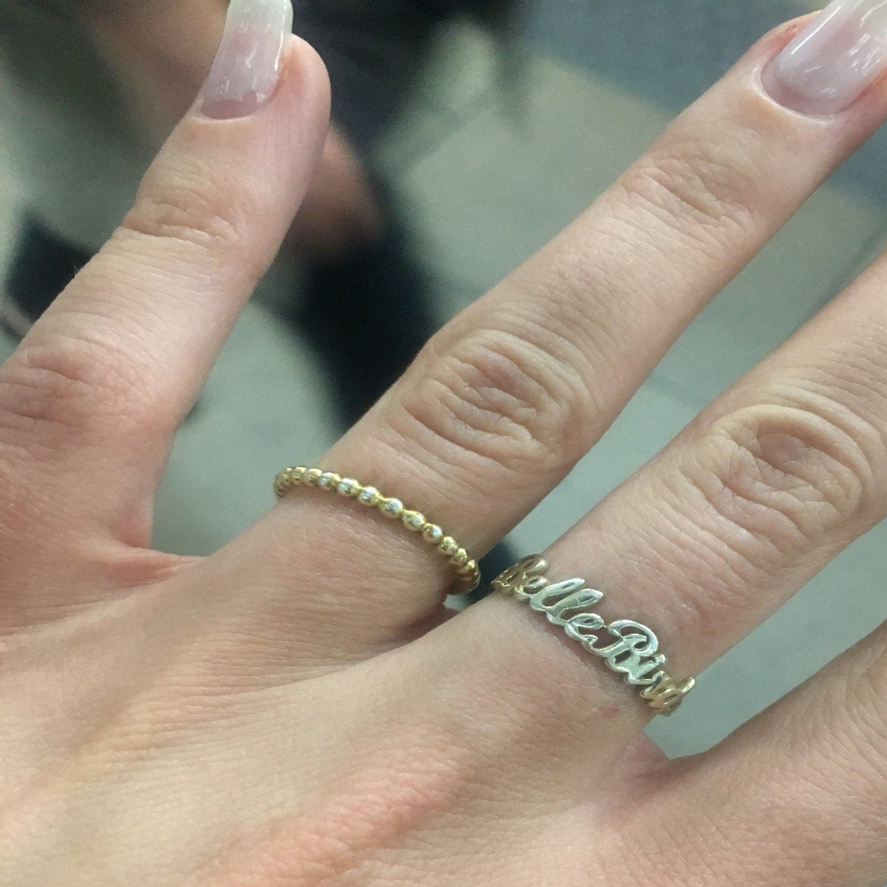 Alice Hooper added a photo of their purchase