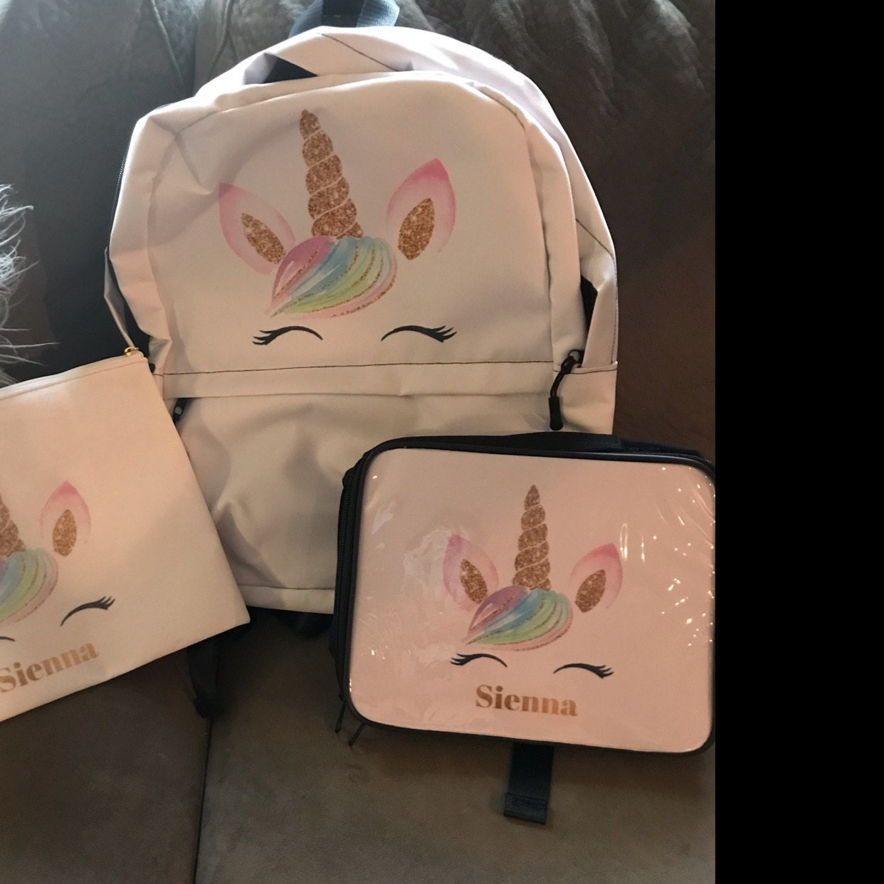 Courtnie Rusignola added a photo of their purchase