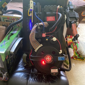 Chris Farmer The Firefighting Ghostbuster added a photo of their purchase
