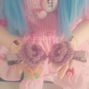 Purple Doll Fairy added a photo of their purchase