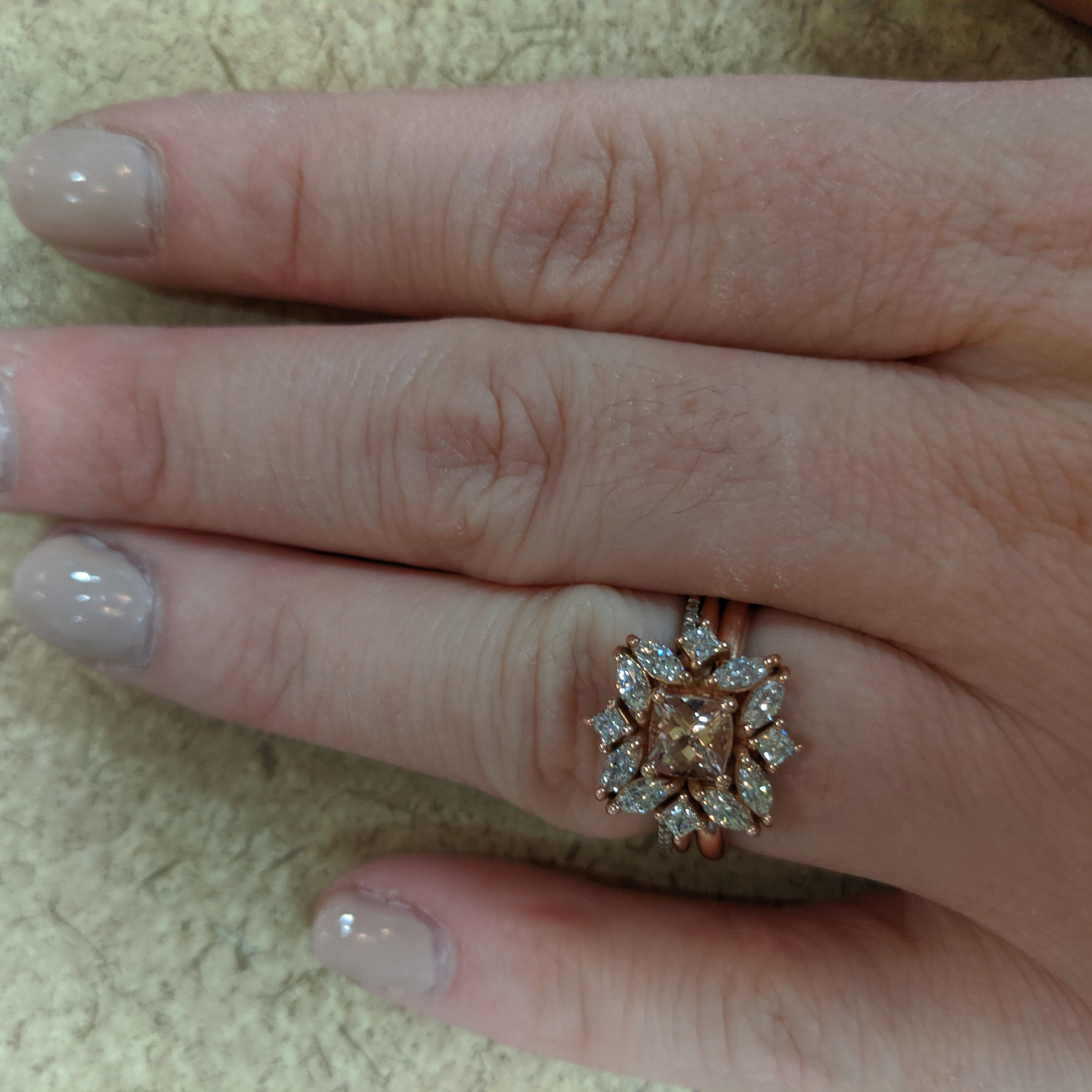 Bethany K added a photo of their purchase