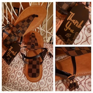 e037fccb5bc Custom Made Reclaimed Louis Vuitton Damier Canvas Upcycled