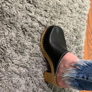 ab35bff78386a Sheepskin slippers russian fur slippers Women moccasins Warm