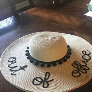 8348f62260860 Out of Office Women s Floppy Sun Hat