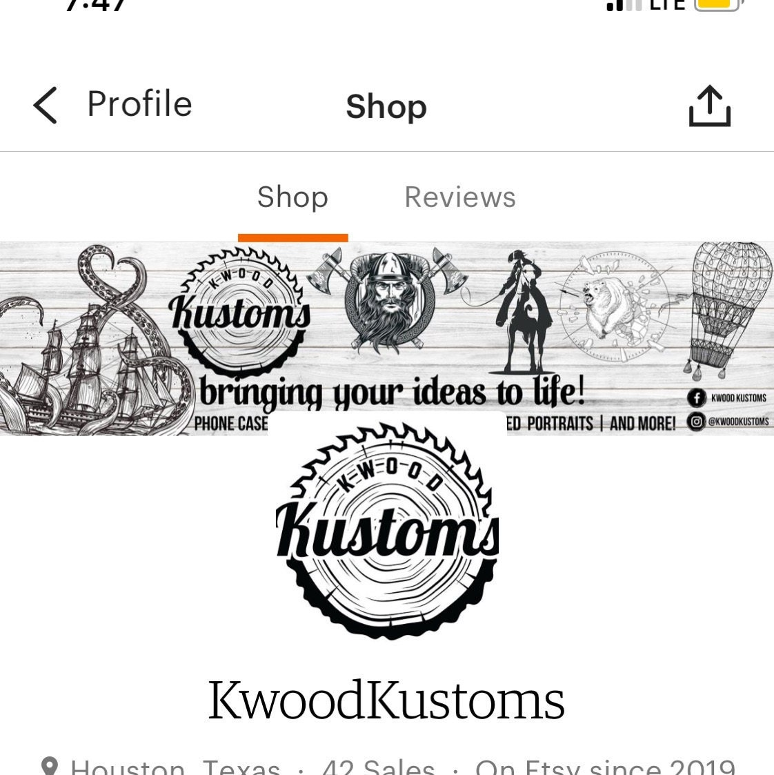 Kwood Kustoms added a photo of their purchase