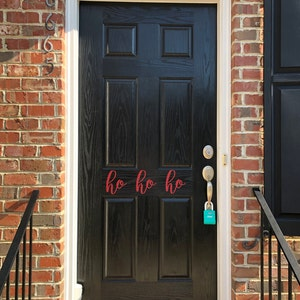 custom Holiday Decor Front Door Decal Happy Valentine/'s Day Door Decal Holiday Decorations Happy Valentines Day Sign door decor
