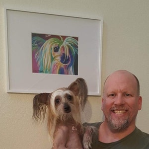 Stephanie Warhol Harris added a photo of their purchase
