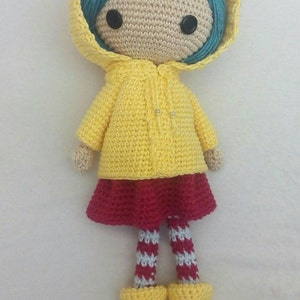 How To Crochet Coraline NEW VIDEO - YouTube | 300x300