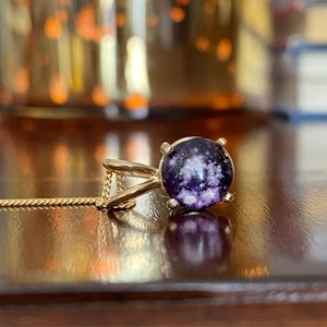 CREMATION Glass Ring Necklace CHOOSE COLOUR Samples Memorial Jewelry Coy Koi Color Sample Pick Color Shape Size Remembrance Jewelry