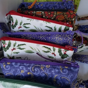 Your Choice Of 50 9 Inch YKK Zippers Mix and Match cherry red orange bright yellow green navy blue eggplant purple black white turquoise photo