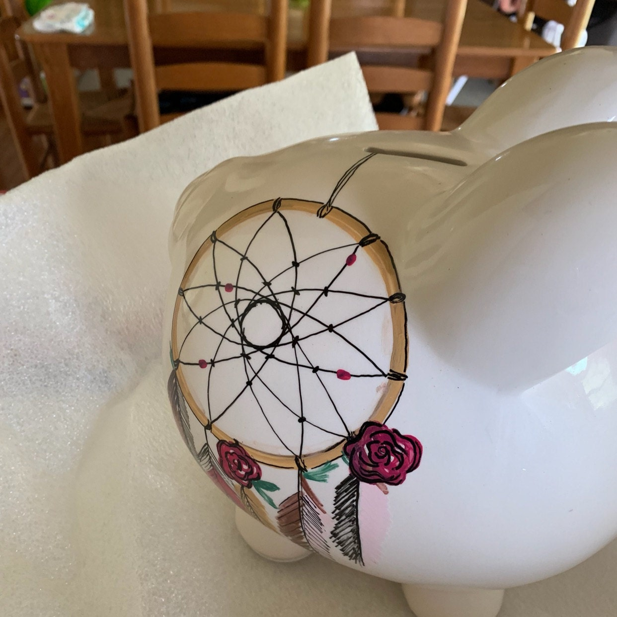 Virginia Howell added a photo of their purchase
