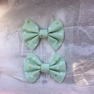 Weddings Birthday Pastel Purple /& Aqua Baby Boy Bow Tie Our Clip-On Bow Ties Are Cute for All Occasions 69+ Styles Coming Home Outfit