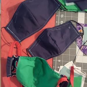 10 Yards Grab Bag 1/8 inch Elastic - Yards - Grab Bag - Skinny Elastic - Elastic by the yard - Thin Elastic - DIY - Elastic for Face Mask photo