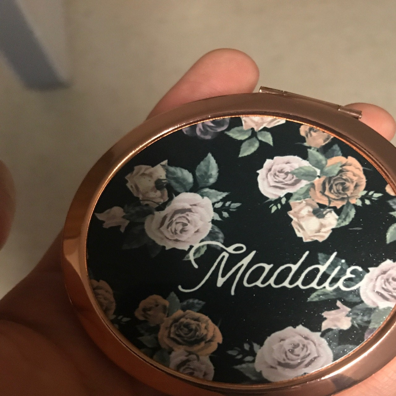 Maddie Hartley added a photo of their purchase