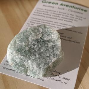 raw green aventurine - rough green aventurine - healing crystal - green aventurine - heart chakra - healing crystal and stones - chakra photo