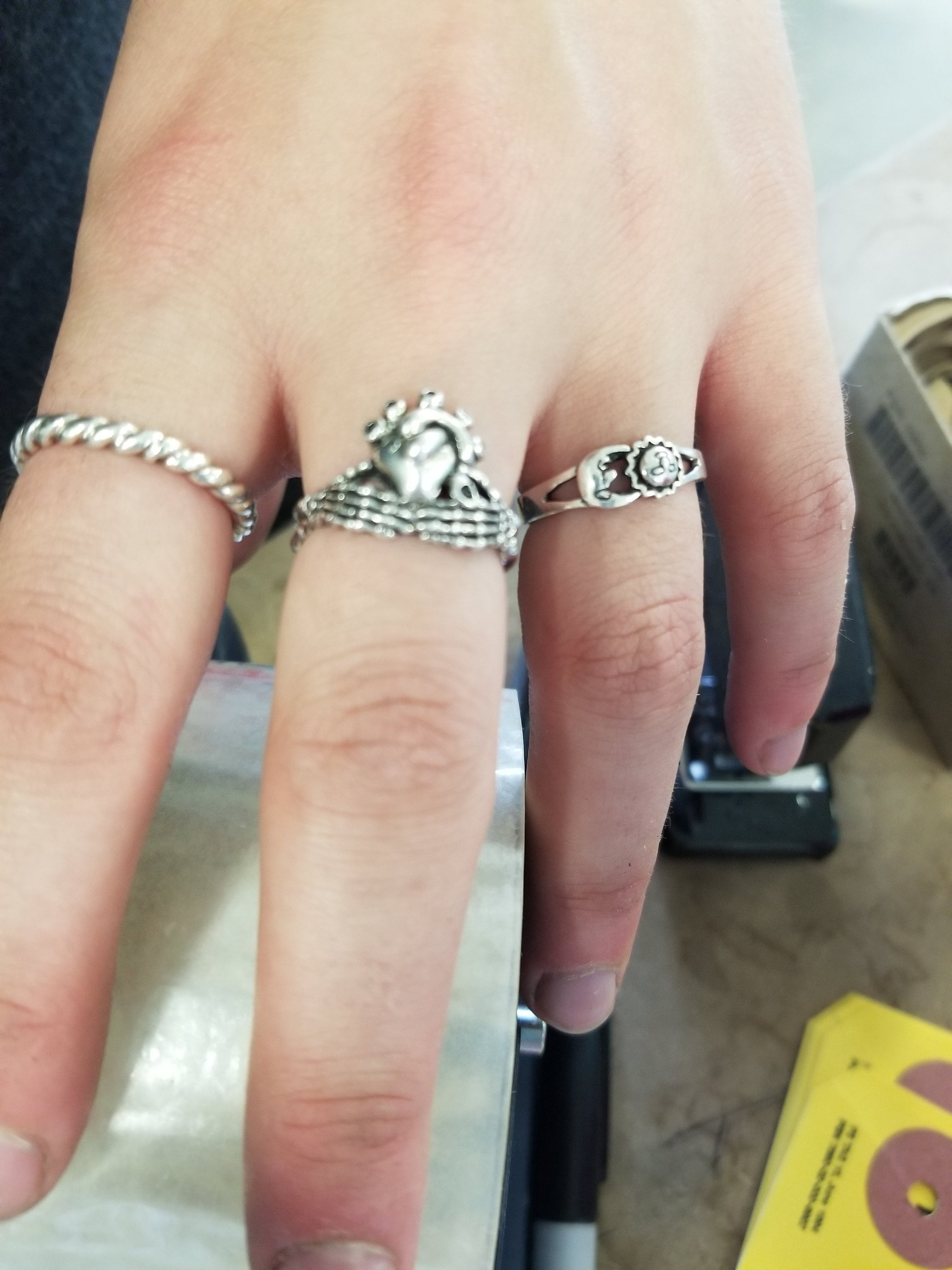April Michael added a photo of their purchase