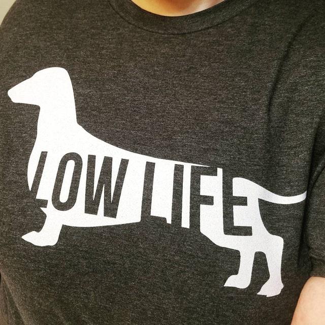Damen T-Shirt Haustier Partner Tierfreund Doggy Dog Stolze Hunde Mama
