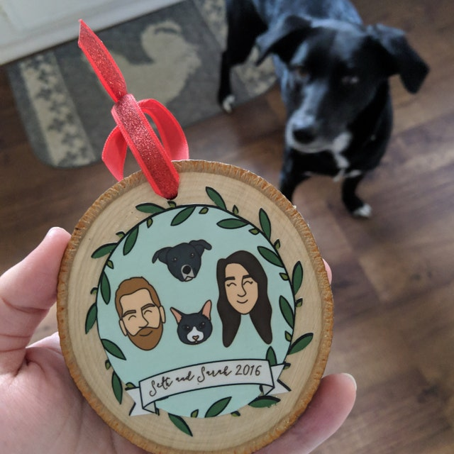 Sarah added a photo of their purchase