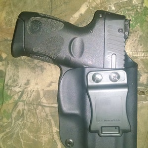 Springfield XD Sub-Compact XD9 XD40 Kydex IWB Holster For Concealed Carry