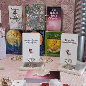 Love Affirmations Tarot added a photo of their purchase