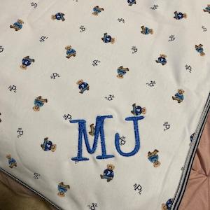 Maddie Machine Embroidery Font Monogram Alphabet - 3 Sizes photo