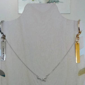 Personalize Gift Cancer Zodiac Gift Zodiac Jewelry Best Friend Gift Celestial Jewelry Taurus Constellation Necklace Zodiac Necklace -ZCPN photo