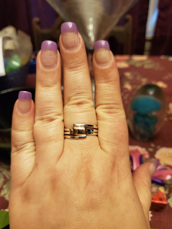 Amanda Steinmiller added a photo of their purchase