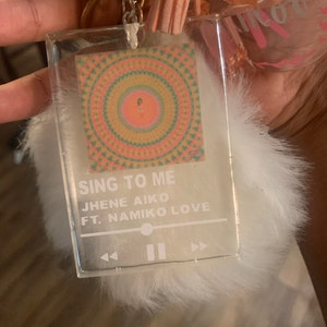 Custom Memory Keychains Baby shower gift Baby Gifts for her Combo Album cover Resin Custom Made to Order Keychains