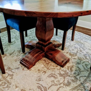 Walnut Butcher Block Table Top Finished // Conference Table, Counter,  Island, Dining, Pub, Cafe, Restaurant, Kitchen, Breakfast (No Base)