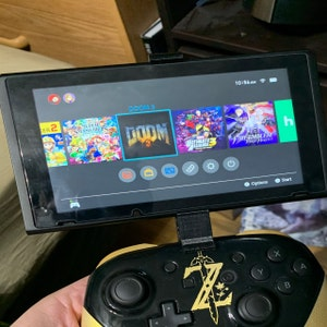 3D Printed Nintendo Switch Pro Controller Mount