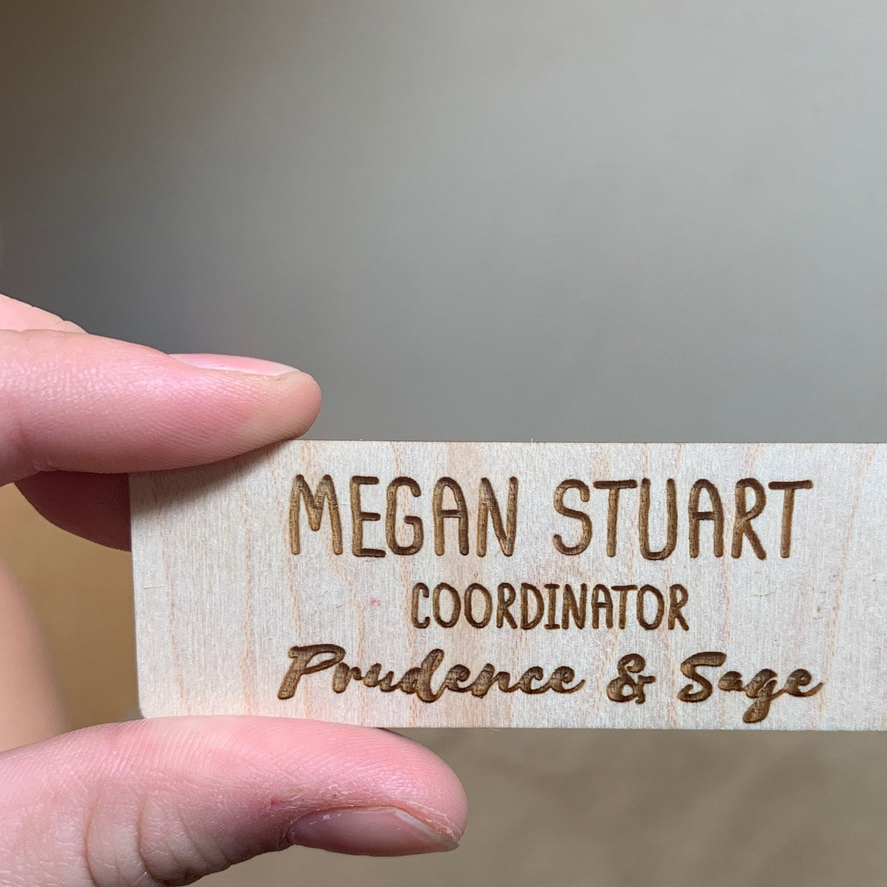 Megan Stuart added a photo of their purchase