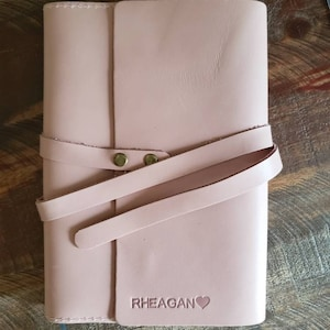 Personalized Leather Journal Refillable, Notebook, Personalized Journal, Personalized Notebook, Journal, Personalized Leather Journal cover photo