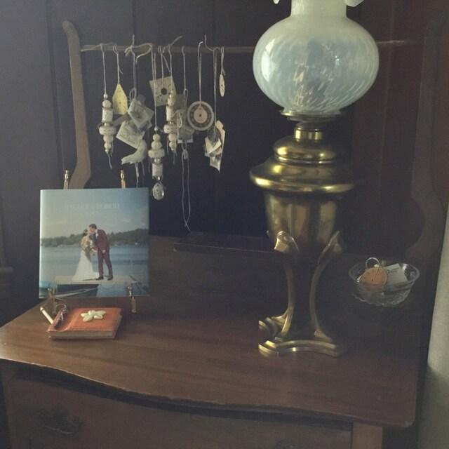 Elizabeth Warburton added a photo of their purchase