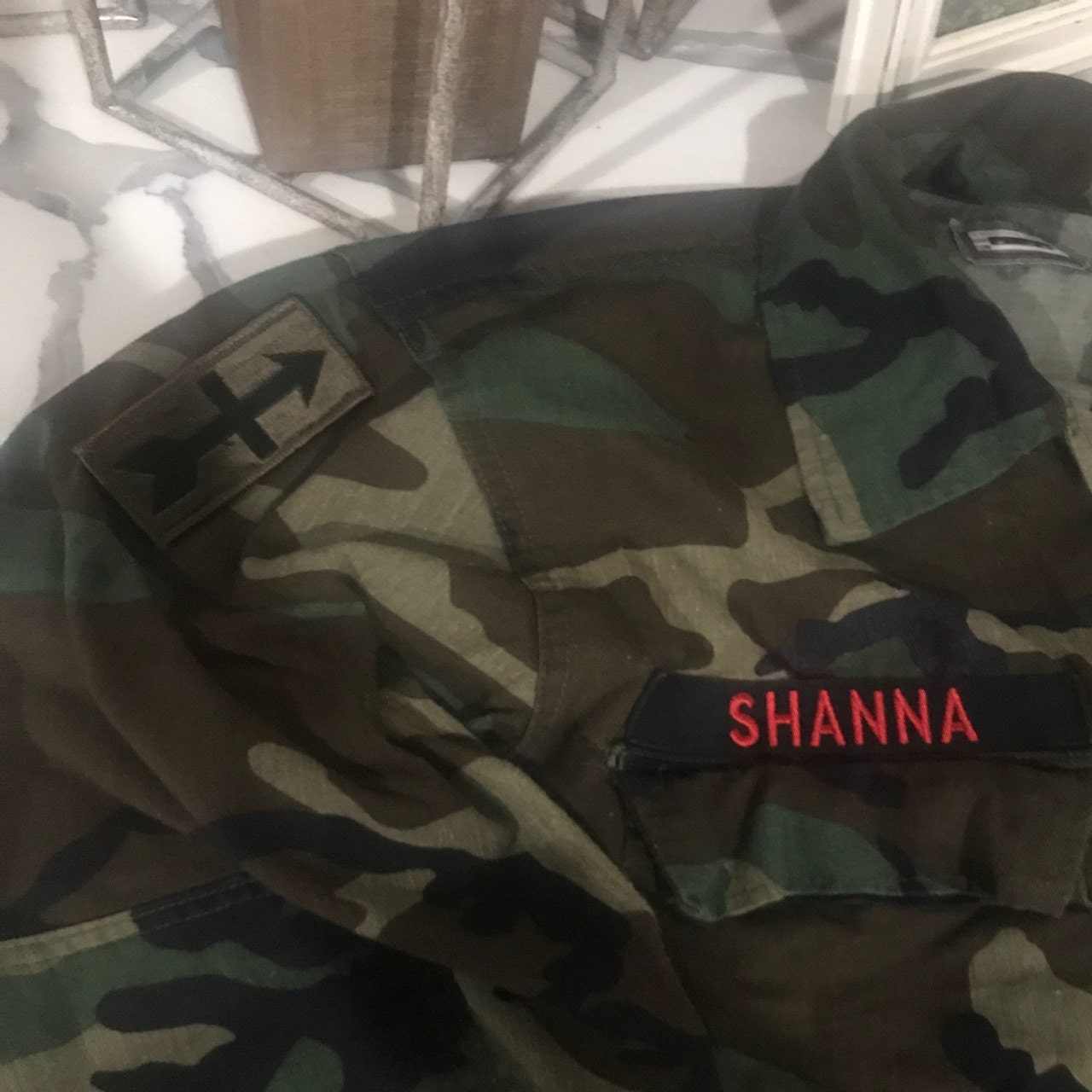 Shanna Hill added a photo of their purchase