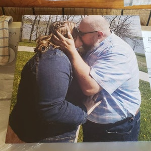 wall26 Custom Canvas Prints with Your Photos Personalized Canvas Wall Art Framed Ready to Hang photo
