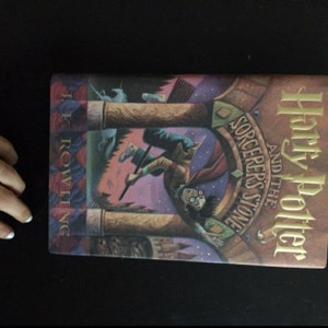 Hollow Book Safe Ring Bearer Harry Potter And The Half Blood