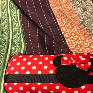 Mouse Baby Wipes Travel Case Mouse Diaper Wipes Case