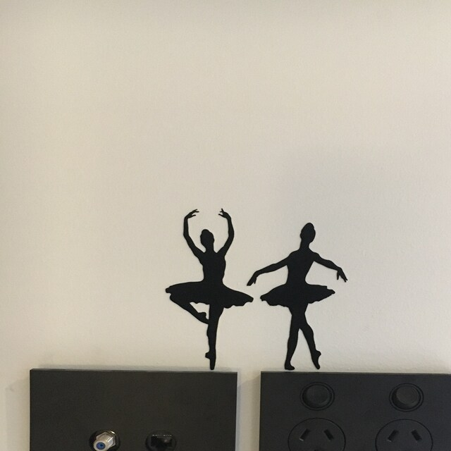 dancers outlet stickers