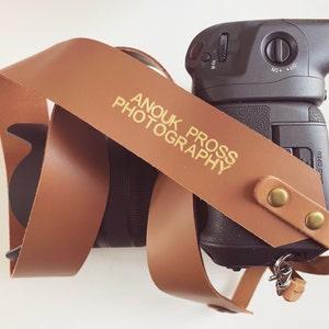 Leather camera strap, Personalized, custom personalized gift for men, gift for women, personalised gift, slr dslr camera strap, canon, nikon photo