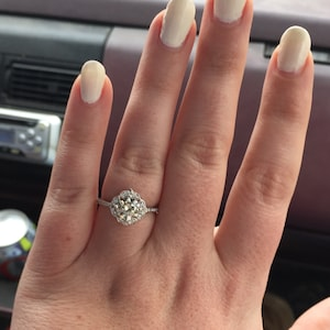 Lacey King added a photo of their purchase