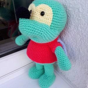 Amigurumi | como hacer la pantera rosa en crochet | Bibi Crochet ... | 300x300