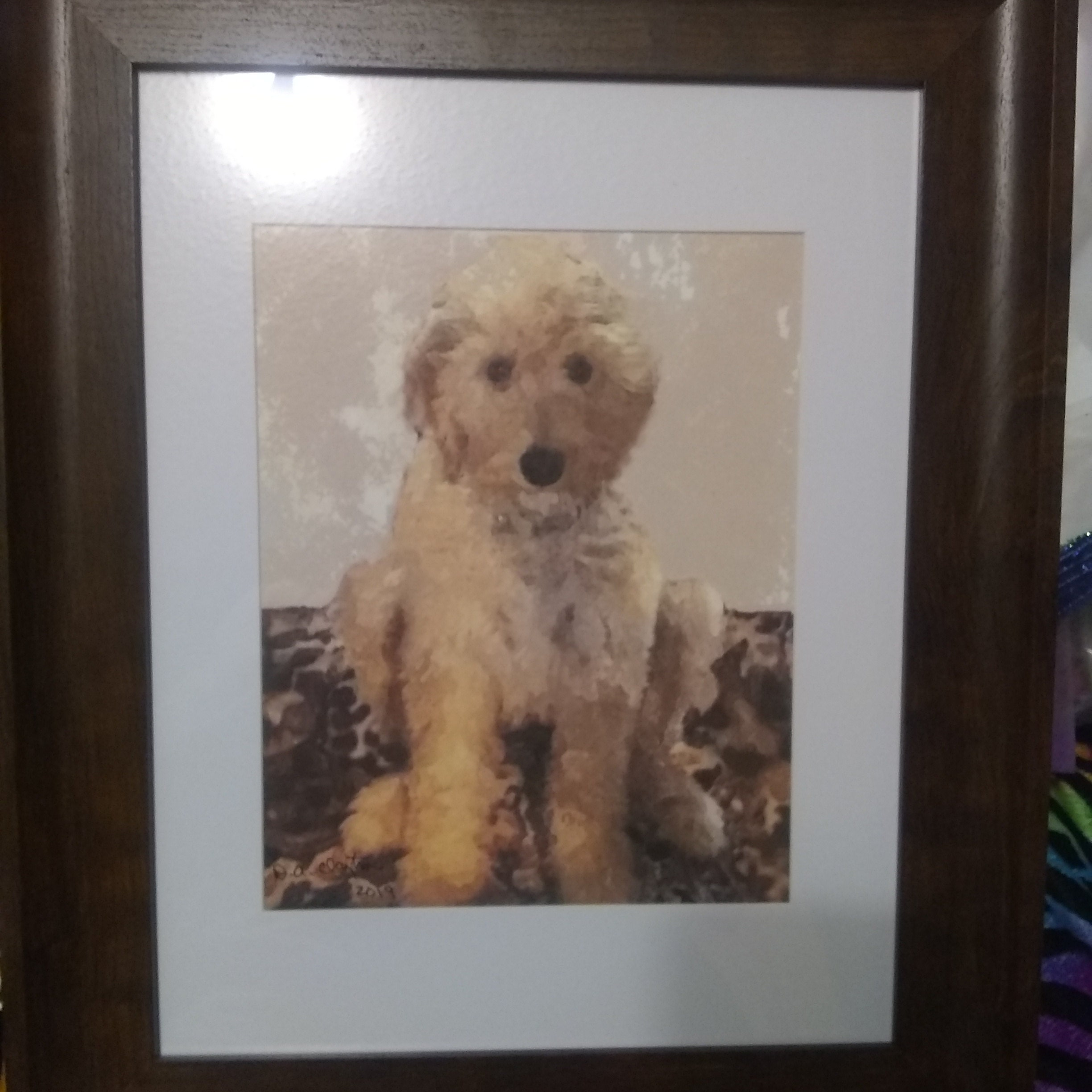 CATHI BLACKMON added a photo of their purchase