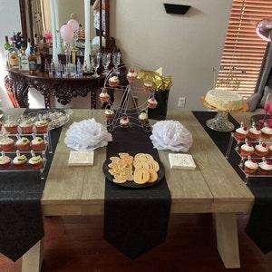 Cupcake Logo topper droppers Flavor Liquor Injectors qty. 12 Liquor Cupcakes