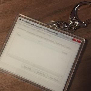 Maplestory Keychain