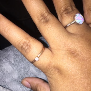 Ashley Mora added a photo of their purchase