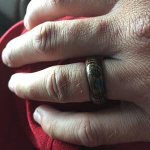 Tennessee Whiskey Barrel Wood Ring Whiskey Barrel Ring Etsy