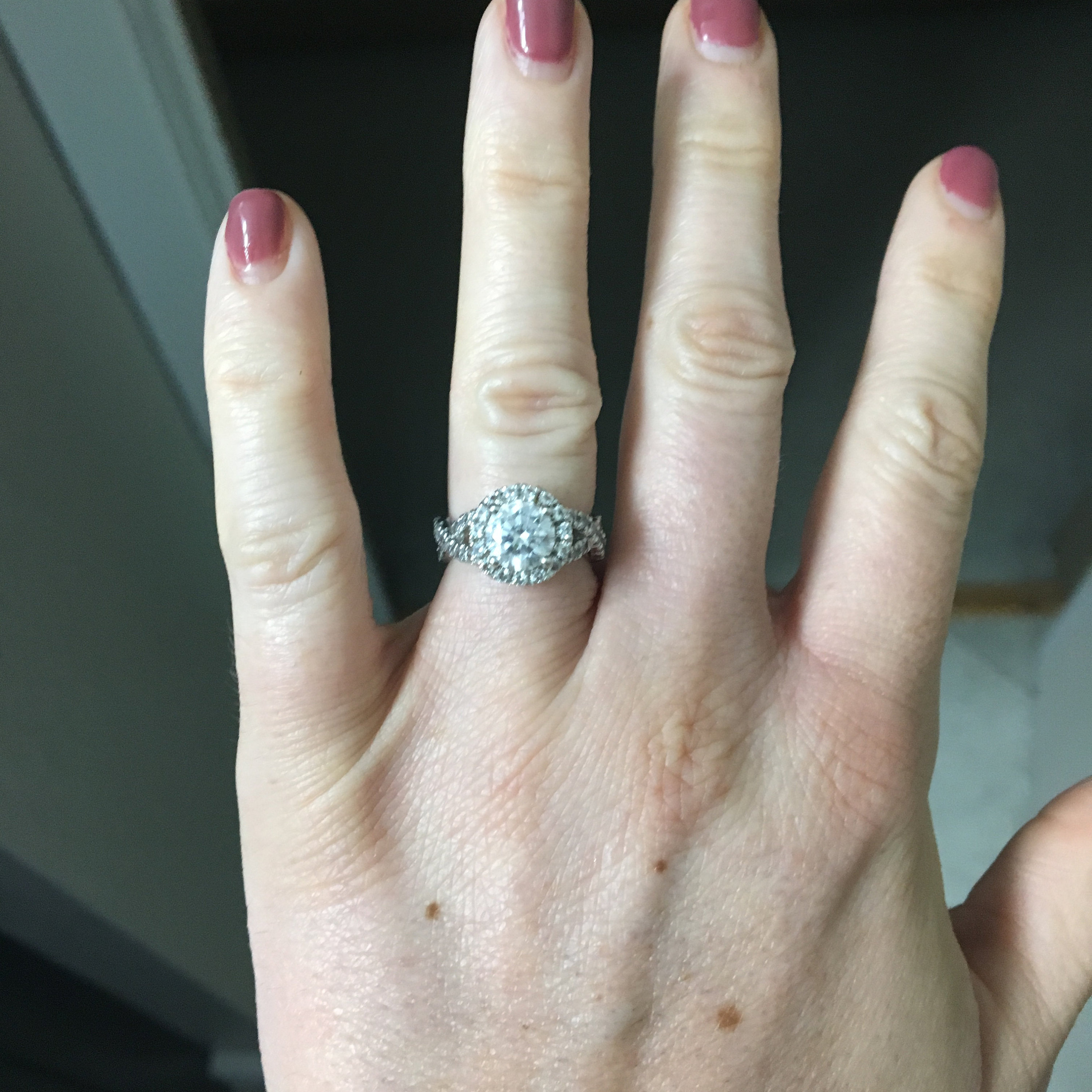 Tracy Rockhold added a photo of their purchase